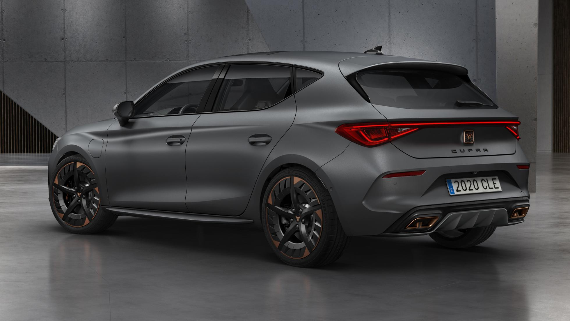 New Cupra Leon 2021 – First look